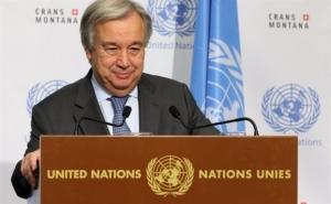 Καμία αναφορά Γκουτέρες στο Κυπριακό στη ΓΣ του ΟΗΕ