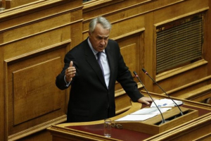 Βορίδης: Θα καταψηφίσουμε την πρόταση για τα Σκόπια
