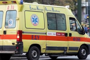 Νεκρή ηλικιωμένη που παρασύρθηκε από αυτοκίνητο στη Μεσιά Κιλκίς