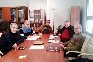 Συνάντηση ΕΛΜΕ με τον Διευθυντή Δευτεροβάθμιας Εκπαίδευσης Κιλκίς