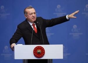 Για «σιωνιστική νοοτροπία» κατηγορεί τον Τραμπ ο Ερντογάν