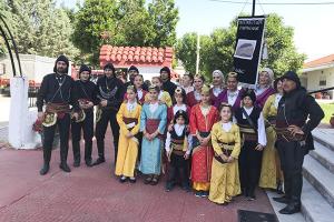 Η Ευκαρπία τίμησε τη μνήμη των θυμάτων της Γενοκτονίας