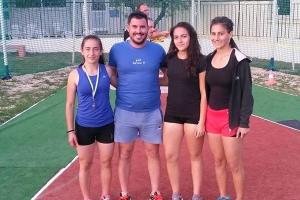Με τρεις αθλήτριες στο πανελλήνιο  κορασίδων ο Αίας Κιλκίς