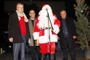 Άνοιξε η αυλαία του  Χριστουγεννιάτικου Χωριού  του Δήμου Κιλκίς