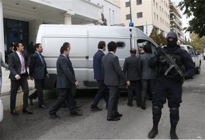 Νέο αίτημα της Τουρκίας για την έκδοση των οκτώ αξιωματικών