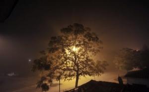 Προβλήματα από την αυξημένη αιθαλομίχλη στη Λάρισα