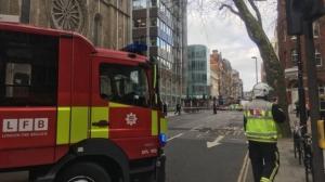 Λονδίνο: Υποπτο δέμα κοντά στα γραφεία της Cambridge Analytica