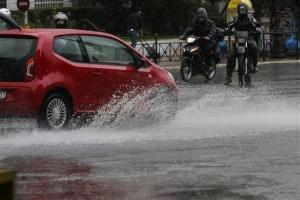 Βροχές και πτώση της θερμοκρασίας την Κυριακή
