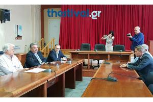 Κοινή πρόταση δημάρχων της Θεσσαλονίκης και του Κιλκίς για επέκταση του μετρό και στο Ωραιόκαστρο