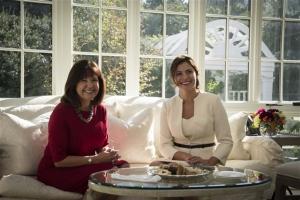 Μπέτυ Μπαζιάνα: Μια κομψή κυρία στον Λευκό Οίκο