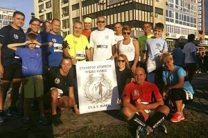 Ο Σύλλογος Δρομέων Υγείας Κιλκίς στον «Νυχτερινό Ημιμαραθώνιο Θεσσαλονίκης» και στον Ημιμαραθώνιο Σόφιας.