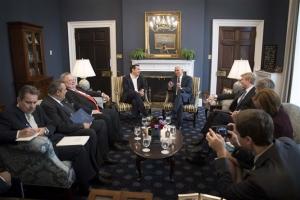 Τσίπρας: Εντατικοποίηση διαλόγου με τις ΗΠΑ για τις περιφερειακές εξελίξεις