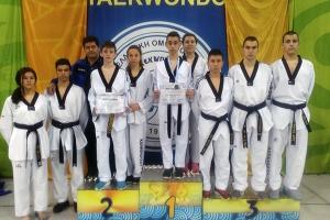 Η Τόλμη στο πανελλήνιο σχολικό Taekwondo