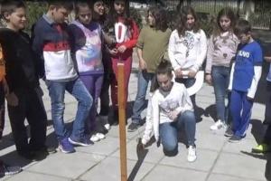 Το 2ο Δημοτικό Σχολείο Κιλκίς στο Πείραμα του Ερατοσθένη