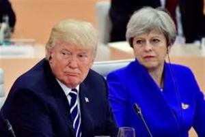 Γιατί δεν έχει πάει ακόμα ο Τραμπ στη Βρετανία