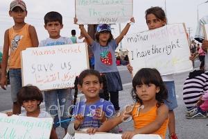 Υπουργείο Παιδείας: 800 τάξεις για προσφυγόπουλα. Παρέμβαση Γκουντενούδη