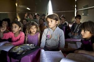 Ολοκληρώθηκε η σχολική ένταξη των προσφυγόπουλων στην Κεντρική Μακεδονία