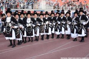 Οι Παίονες Γουμένισσας έδωσαν βροντερό παρών στη μεγάλη γιορτή της Μακεδονίας μας