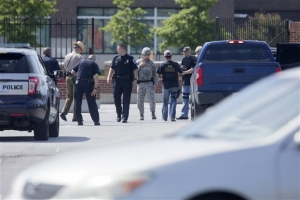 Tρεις νεκροί από ένοπλη επίθεση στο Μέριλαντ σύμφωνα με την αστυνομία