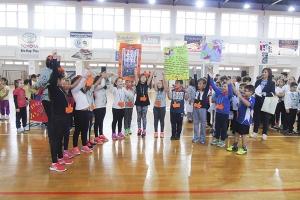 Η 4η πανελλήνια ημέρα σχολικού αθλητισμού στο 5ο δημοτικό σχολείο Κιλκίς