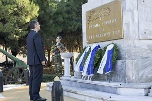 Α. Τζιτζικώστας: «Όσοι δε σέβονται την ιστορία και τις σχέσεις καλής γειτονίας δεν έχουν θέση ούτε στην Ευρώπη ούτε στην Ευρωατλαντική Συμμαχία »