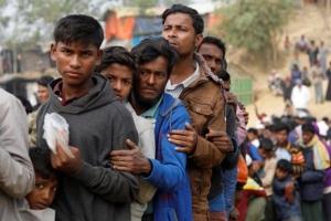 Πάνω από 1 εκατ. πρόσφυγες Ροχίνγκια στο Μπανγκλαντές