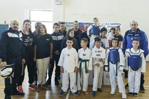 Εντυπωσιακή εμφάνιση του 'Αθλου Κιλκίς στο διασυλλογικό πρωτάθλημα στη Χρυσούπολη