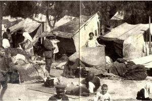 """Βλάσης Αγτζίδης :""""Από τον Πόντο στο Χαλέπι κι από εκεί στα χωριά του  Κιλκίς και στο εκτελεστικό απόσπασμα των Γερμανών"""""""