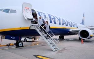 Η Ryanair αλλάζει την πολιτική αποσκευών και επιβίβασης