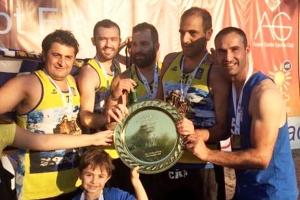 Μπιτς χάντμπολ: Πρωταθλητής Ευρώπης ο ΓΑΣ Κιλκίς Αcropolis