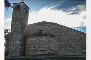 Ιερός Ναός Αγίου Γεωργίου Κιλκίς (Γ΄)