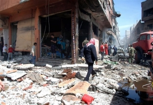 Συρία: 17 νεκροί ανάμεσά τους και παιδιά από διπλή έκρηξη