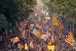 Συνταγματικό Δικαστήριο Ισπανίας: Άκυρο το δημοψήφισμα στην Καταλωνία