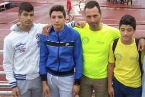 Με δυο αθλητές ο ΑΙΑΝΤΑΣ στους πανελλήνιους της Καβάλας