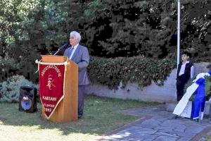 Ομιλία Αν. Αμανατίδη στον Καμπάνη  για την ιστορική Μάχη του Κιλκίς