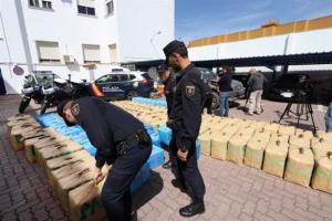 Ισπανία: 8,7 τόνοι κοκαΐνης κρυμμένοι σε κοντέινερ για μπανάνες