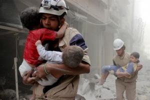 Unicef: Χωρίς πόσιμο νερό δύο εκατομμύρια κάτοικοι στο Χαλέπι