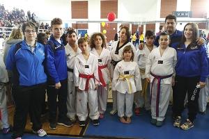 Η Τόλμη με 20 αθλητές σε φιλικούς αγώνες Tae Kwodo στη Ν. Ζίχνη