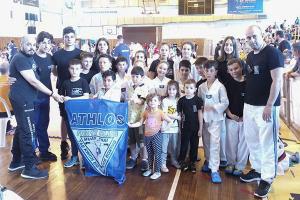 Με 27 αθλητές ο Αθλος Κιλκίς στο φιλικό κύπελλο ταε κβο ντο