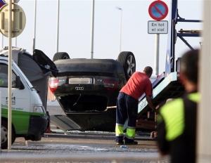 Στο Παρίσι πριν από μια εβδομάδα το όχημα της επίθεσης στο Κάμπριλς