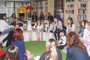 «Το ταξίδι της Χαλιμάς» του Ν. Καλαϊτζίδη διαβάστηκε σε δύο ομάδες παιδιών από Συρία και Ελλάδα