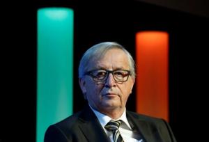 Καθησυχαστικός για το μέλλον της Ιταλίας ο Γιούνκερ