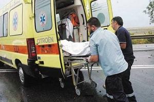 Νεκρή 40χρονη που παρασύρθηκε από τρένο στην Καλίνδροια Κιλκίς