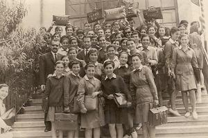 Μαθητικές σκανδαλιές της δεκαετίας του '60 στο Γυμνάσιο Θηλέων Κιλκίς