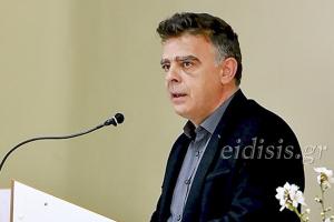Ρεβενάκης: Υπαρκτό μεν, αλλά δεν υπάρχει κίνδυνος. Λαμβάνουμε κάθε μέτρο προστασίας