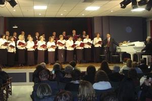Μαγικές στιγμές χάρισε η επίσκεψη της χορωδίας  του Πολιτιστικού Μουσικού Συλλόγου Κιλκίς στα Μελίσσια Αττικής