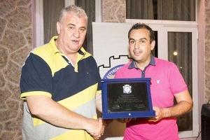 Πιάνει δουλειά  ο Ελευθεριάδης στον  Σύνδεσμο Διαιτητών