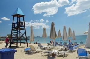 Παραλίες χωρίς ναυαγοσώστες