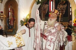 Εις Διάκονον χειροτονία Μοναχού από τον Σεβασμιώτατο κ. Εμμανουήλ