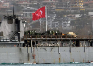 Τουρκική άσκηση με πραγματικά πυρά στο Αιγαίο ανήμερα της 25ης Μαρτίου